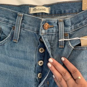Madewell Jeans - Madewell: The Dadjean